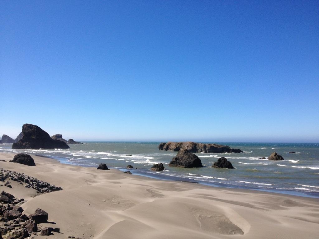 La costa della California del Nord