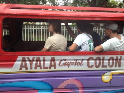 Jeepney @oltreilbalcone