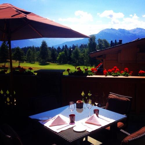 Hotel Guarda Golf, Crans-Montana @oltreilbalcone