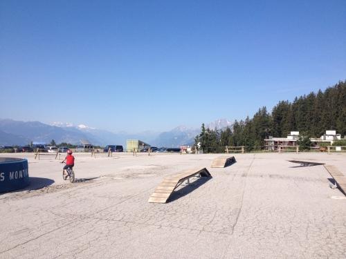 Bike Park, Crans-Montana @oltreilbalcone