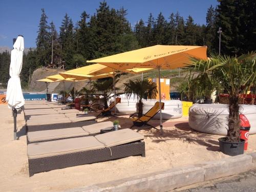 Spiaggia, Crans-Montana @oltreilbalcone