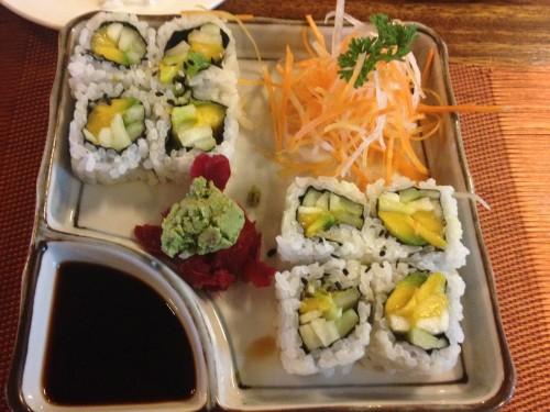 Sushi, Lab-as @oltreilbalcone