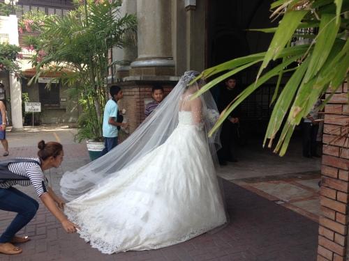 Matrimonio, Dumaguete @oltreilbalcone