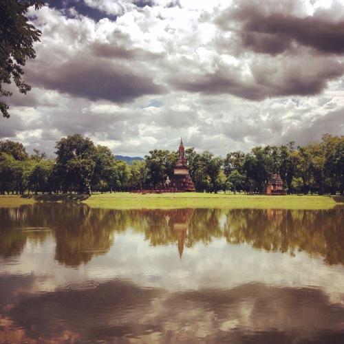 Parco storico di Sukhothai @oltreilbalcone